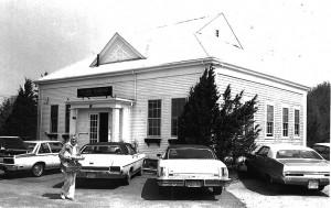 Clark-Haddad Memorial Building ca.1970