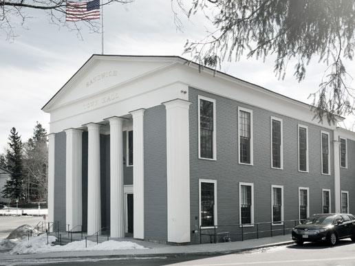 Town Hall 2011