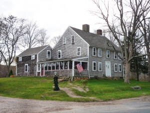 #108 Old County Road: Former Hall Tavern and Library