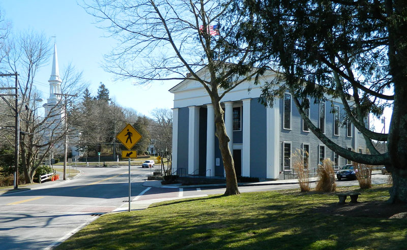 Town Hall 2012