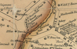 1857WallingMapCarriageShop