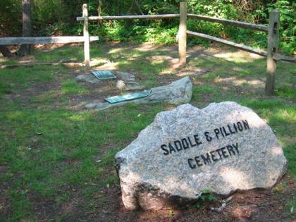 Saddle and Pillion Graves