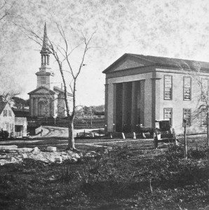 Town Hall 1870s