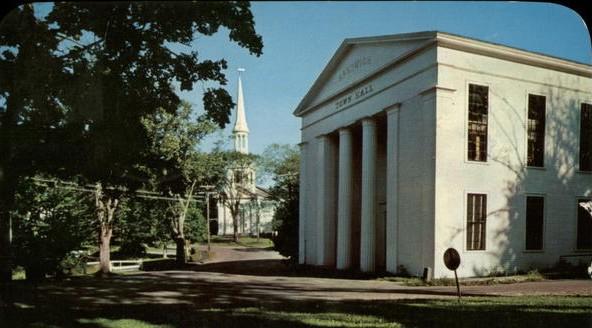 Town Hall 1956