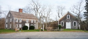 Nye Homestead and Grange Hall