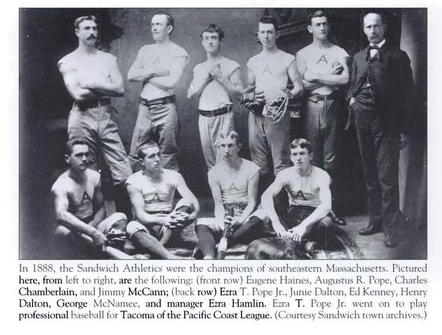 Athletics 1888 Crowley