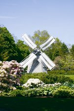 Heritage Museum and Gardens Windmill