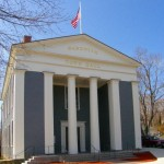 Sandwich Massachusetts Town Hall Restoration