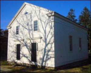 Mashpee Indian Meeting House