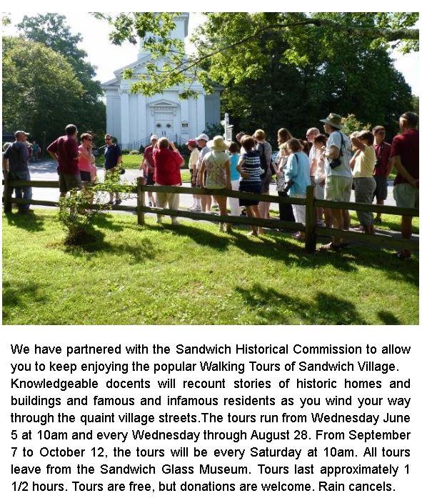 Sandwich Walking Tours